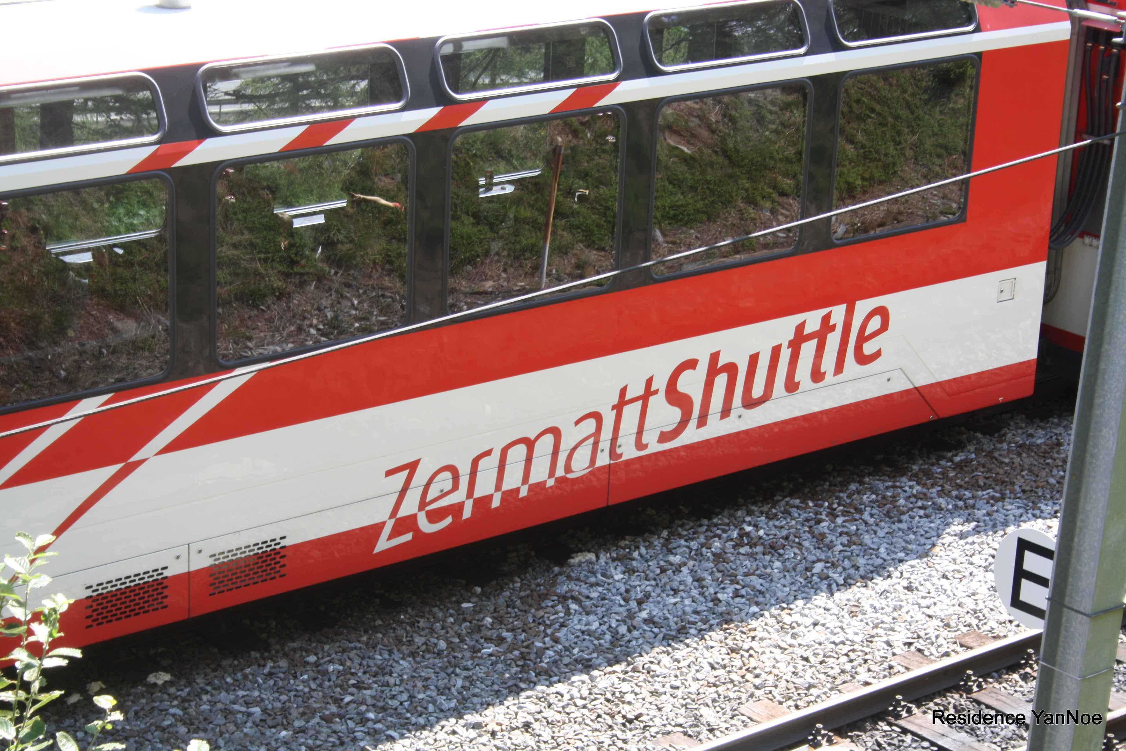 Zermatt Shuttle